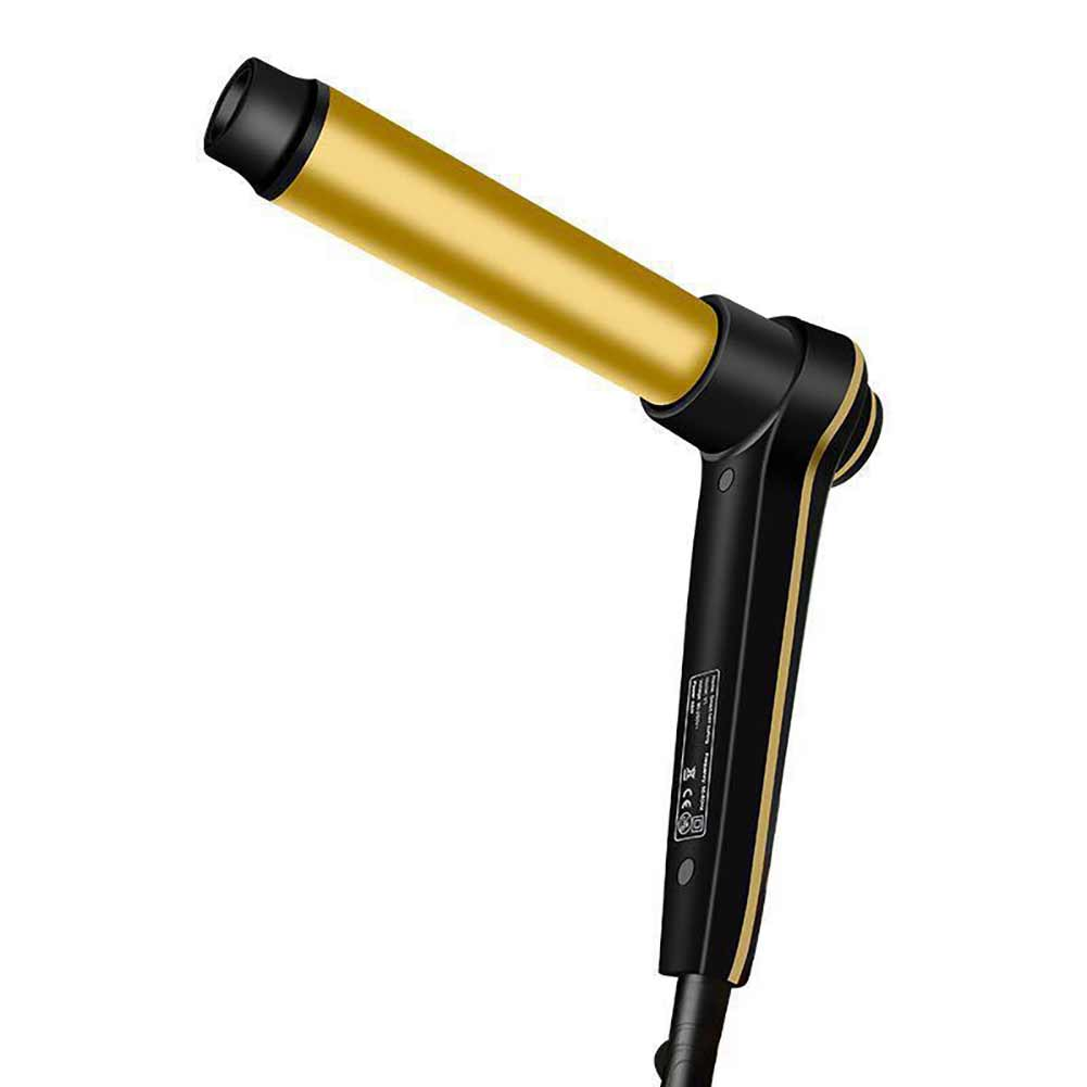 Electric Magic Hair Styling Tool Roller Curling Scald Prevention T-shape Hair Curler Dry And Wet Use