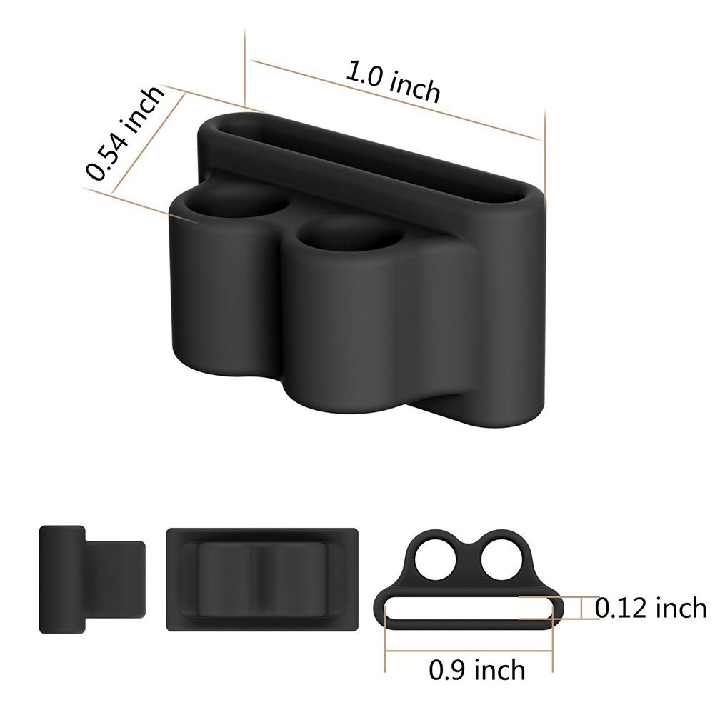 Bluetooth Earphone Shock Resistant Holder