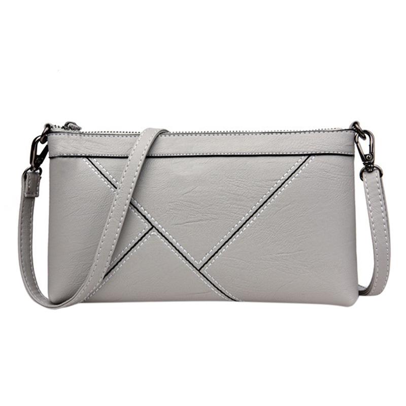 Women PU Leather Fashionable Handbag Single-Shoulder Cross Wear Purse Wallet