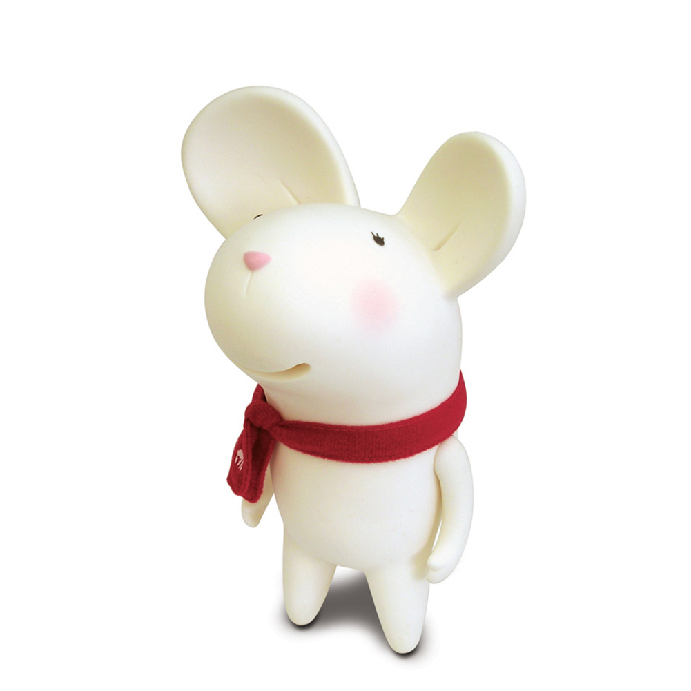 Cute Mouse-shape Money Saving Box Mini Cartoon Piggybank Decoration