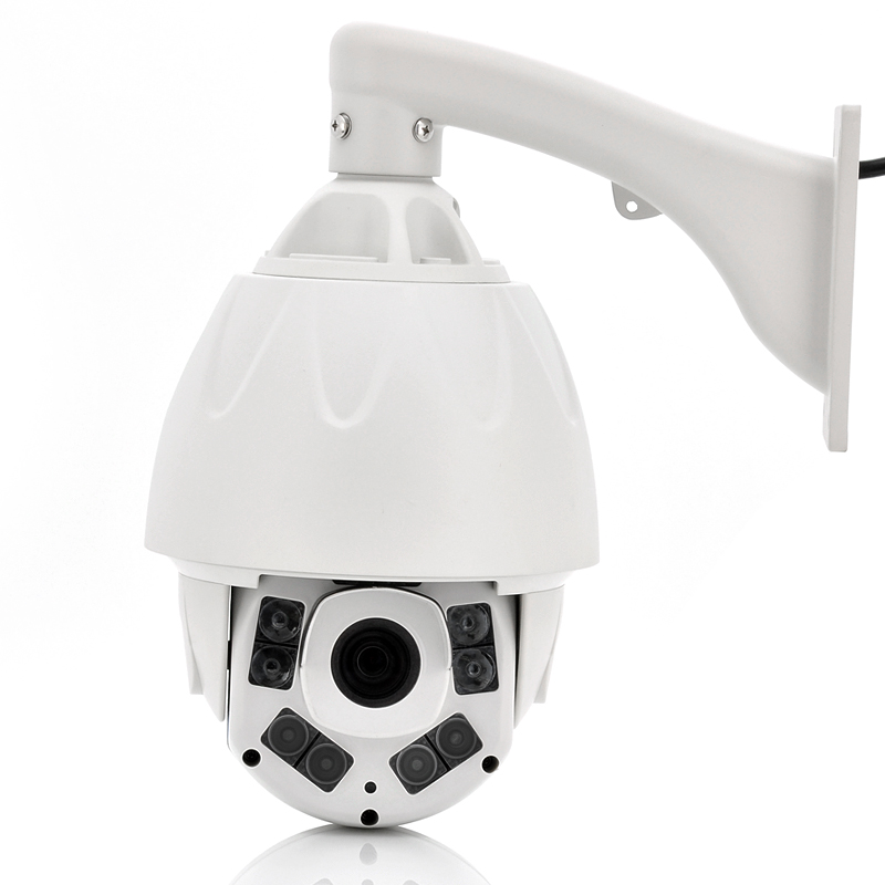 Full HD Outdoor Security Dome