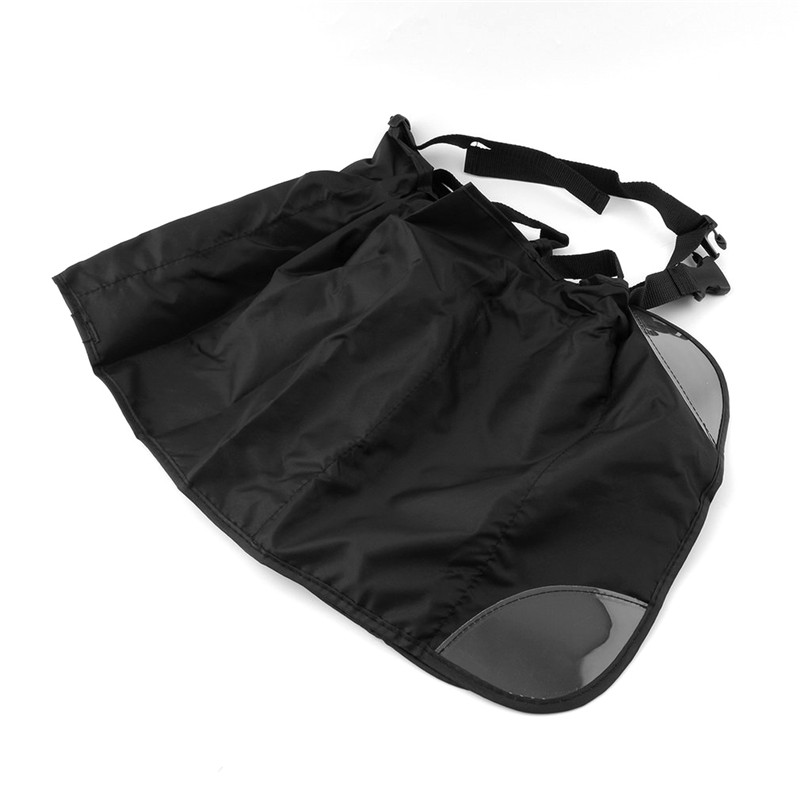 Car Styling Universal Auto Car Large Capacity Sundry Bag Pocket Book Magazine Water Organizer black_110.5*34CM