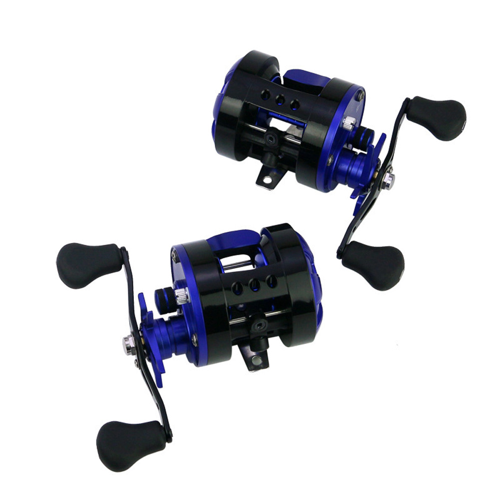Baitcasting Fishing Reels Left-Right Optional Super Strong Pull Tornado Drum Reel Sea Fishing Tool Spinning Reel Fishing Tackles 3000 type left hand