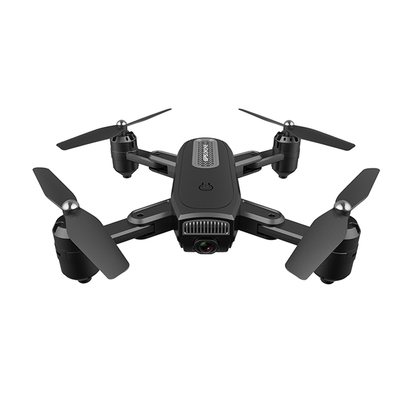 ZD8 RC Drone One Key Return GPS Shockproof Adjustment Wide Angle Folding WIFI With Camera 4K 1080P Professional Quadcopter Kit 5G Black GPS + 4K Wide Angle