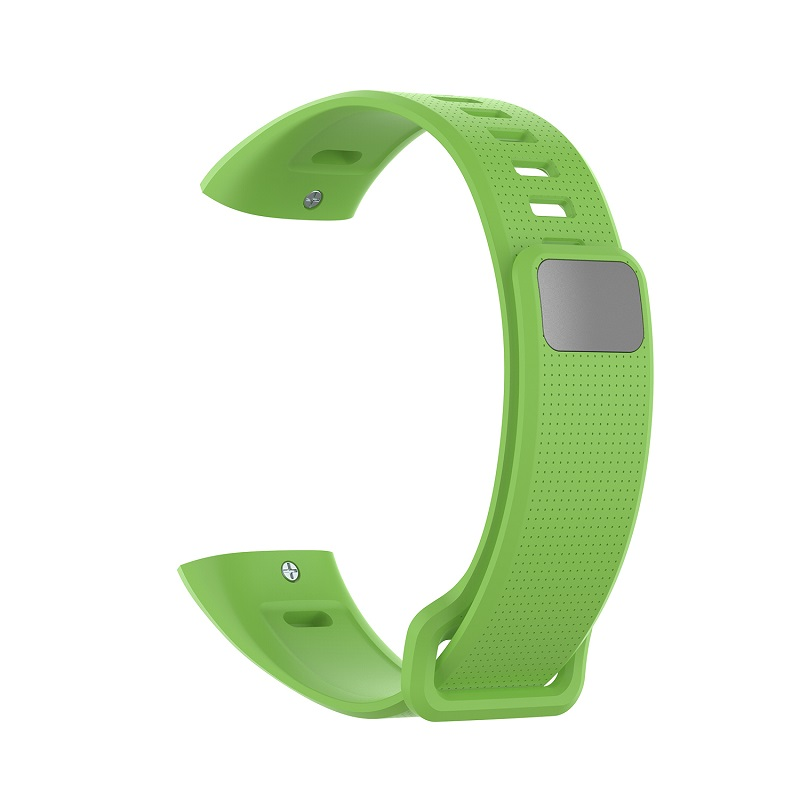 Silicone Wrist Strap For Huawei Band 2 Pro Band2 ERS-B19 ERS-B29 Sports Bracelet Straps Wristband green
