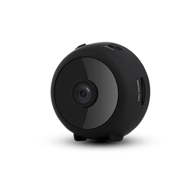 A11 HD 1080P Mini Camera Wifi IP Small Wireless Home Baby Night Vision Security Micro Cam Smart Motion Detection Camcorder black