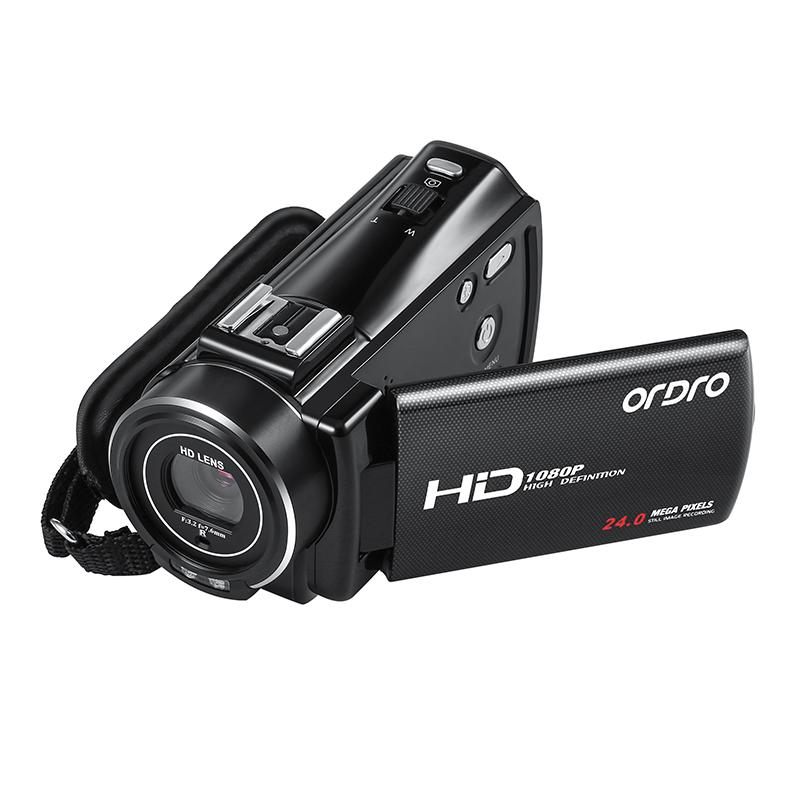 Ordro HDV- V7 PLUS  HD 1080P 16X ZOOM 3.0