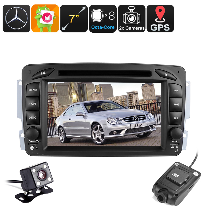 2 DIN Android Car for Mercedes Benz
