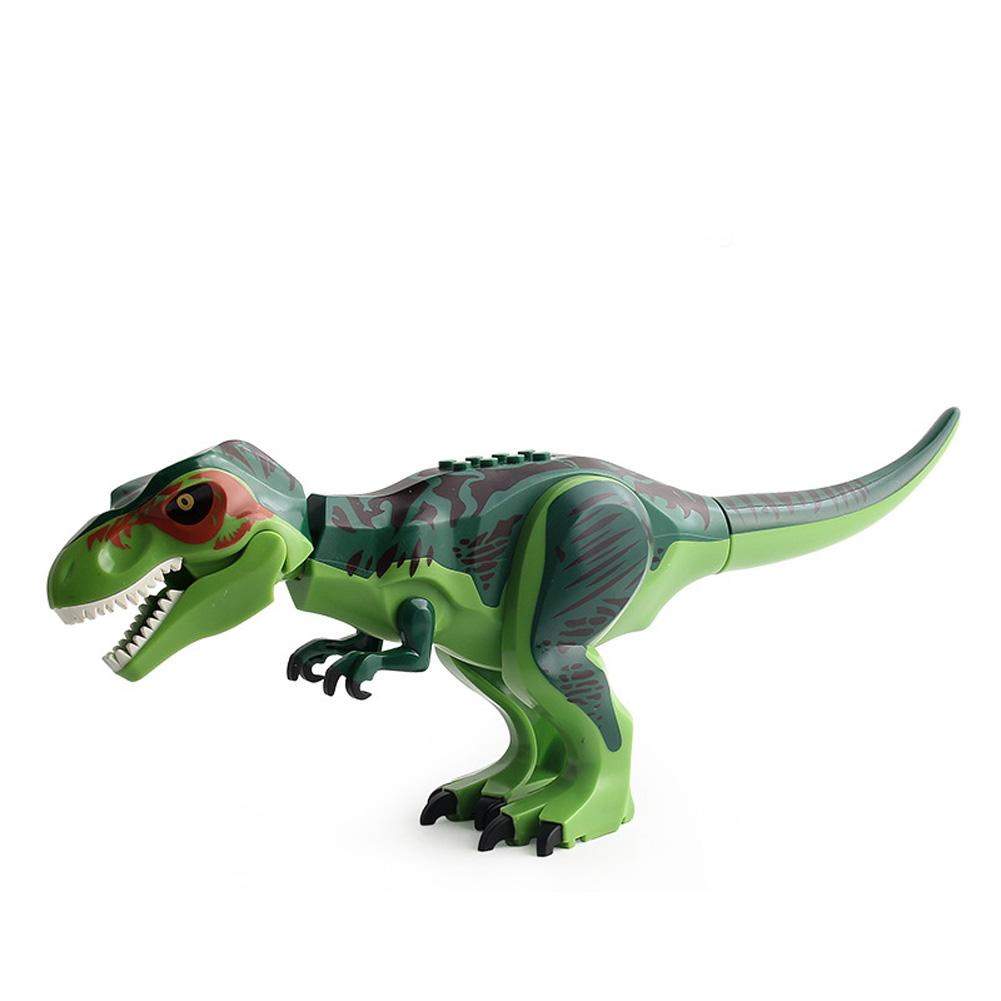 Assemble Building Blocks Dinosaur Animal Blocks Figures Bricks Models Toys for Children Gifts 77028-1