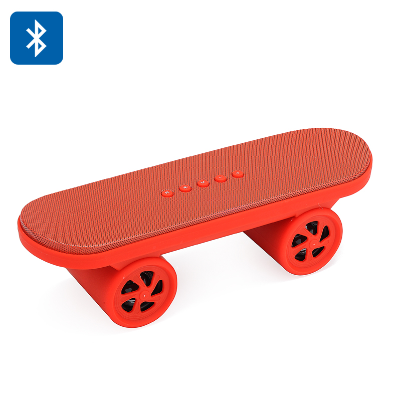 LED Bluetooth Skateboard Speaker