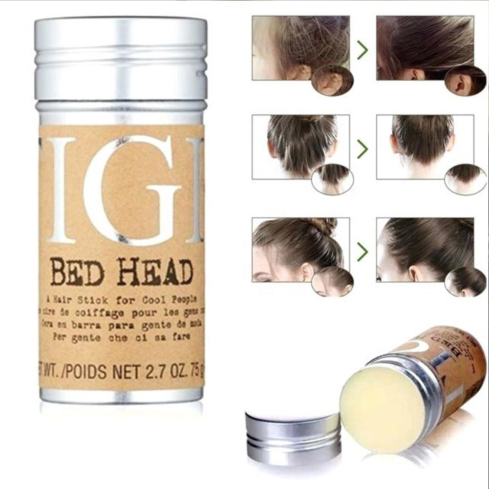 Hair Edge Control Gel Stick Slay Thin Baby Hair Perfect Hair Line Styling Smooth Frizziy Hairs Normal specifications_75g