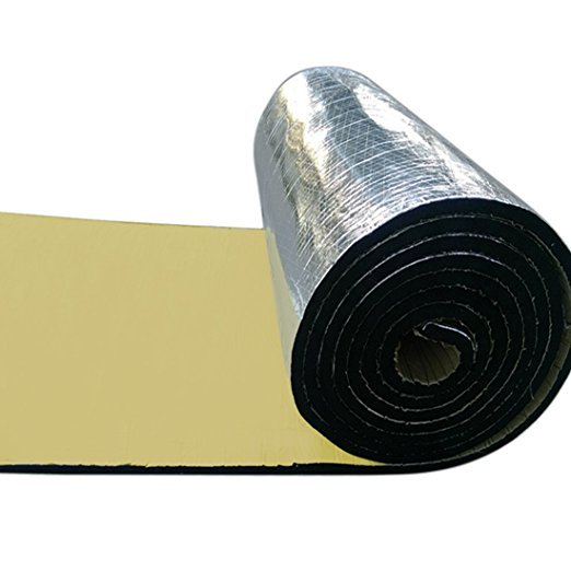 Car Heat Sound Deadener Insulation Mat
