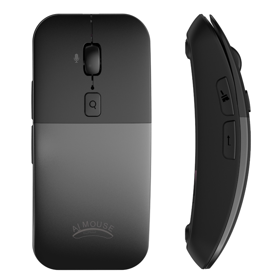 Intelligent Translation Mouse Voice Search Voice Chat Voice-to-text Mouse gray