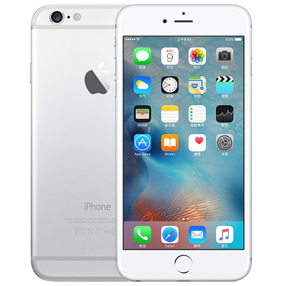 Original Apple iPhone 6 Unlocked Phone IOS Dual-core LTE 4.7