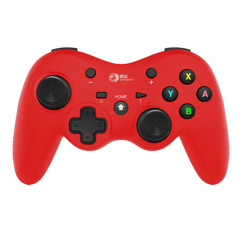 Game Console Gamepad Wireless-Bluetooth Gamepad For NSwitch Lite/Pro switch Game Joystick Controller red