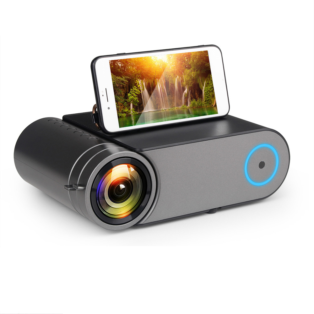 YG550 Photography 720P Home Projector black
