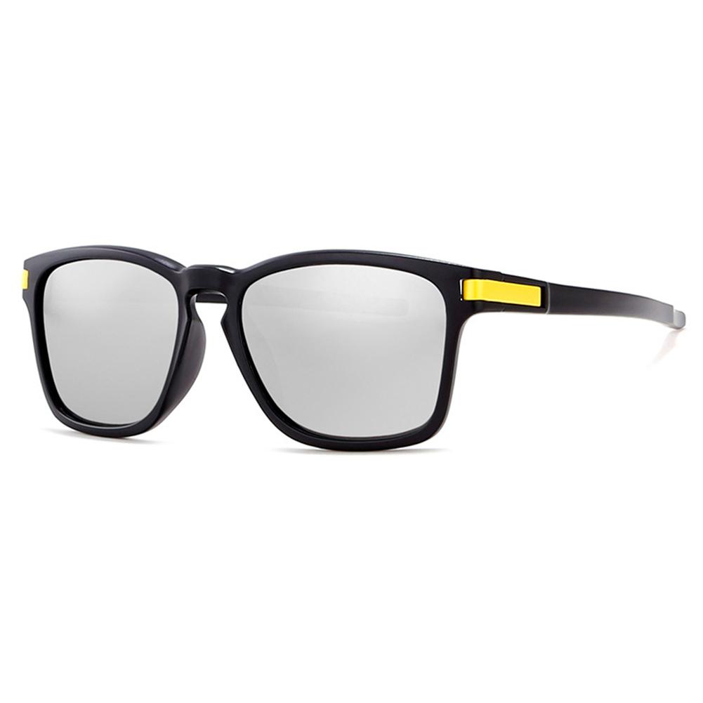 Men Women Classic Square Shape Polarized Sunglasses