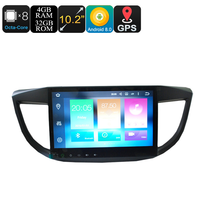 One DIN Car Stereo Honda
