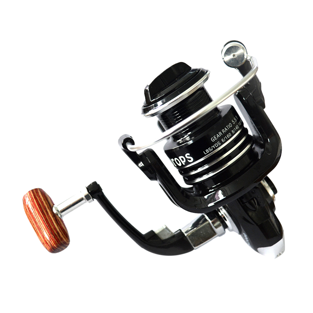 Fishing Reels Spinning Reel 12 + 1BB 1000-7000 Sea Carp Lightweight Fishing Reel 4000