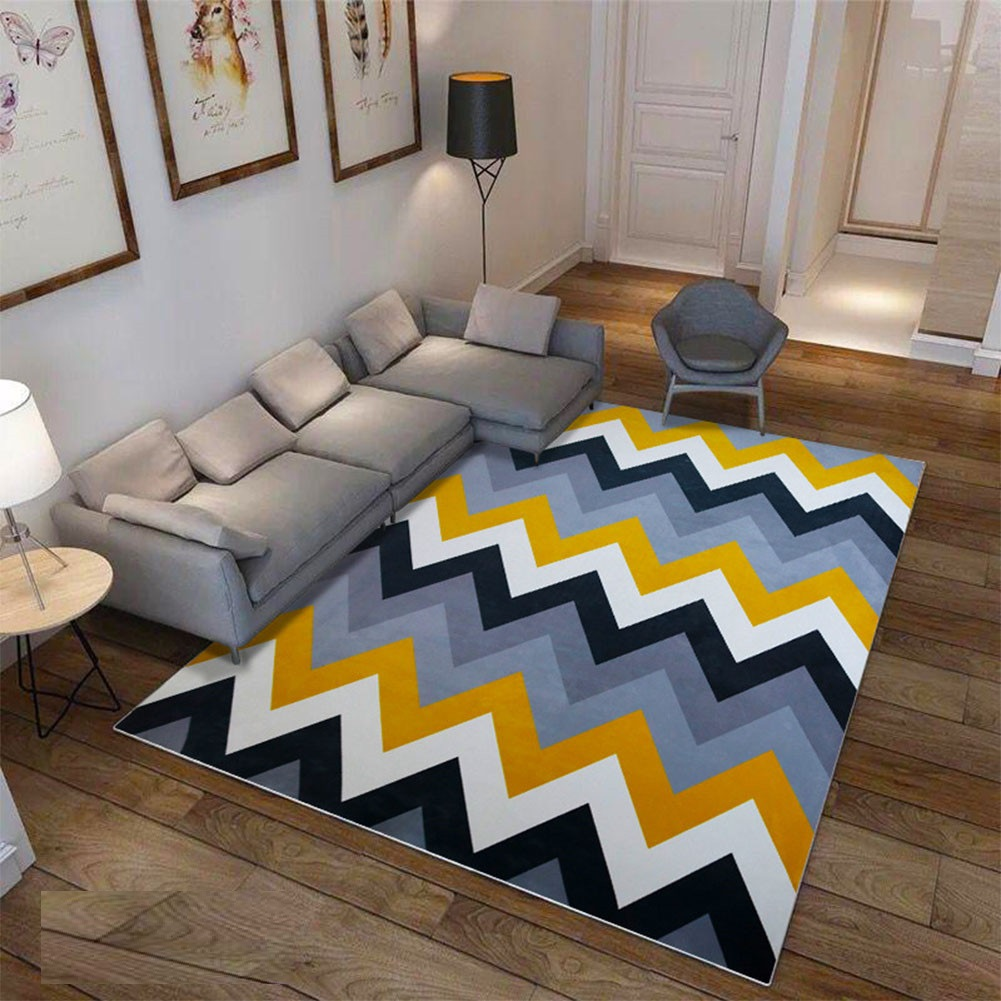 Anti-Slip Soft Large Size Home Area Rugs