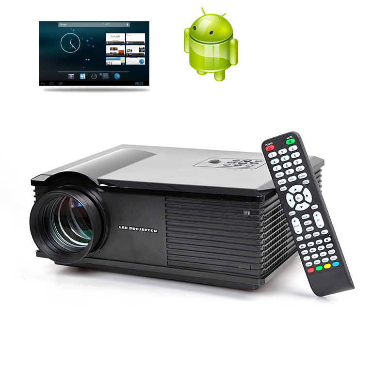 Dual Core LED Projector