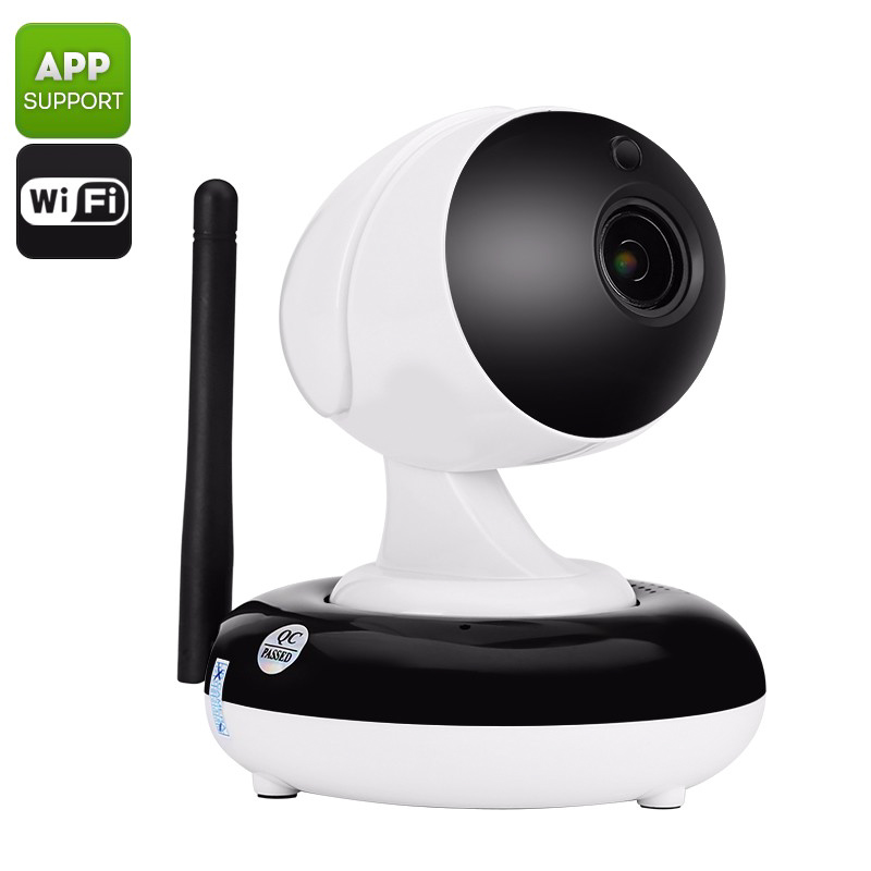 HD Baby Monitor & IP Camera 3X Electric zoom