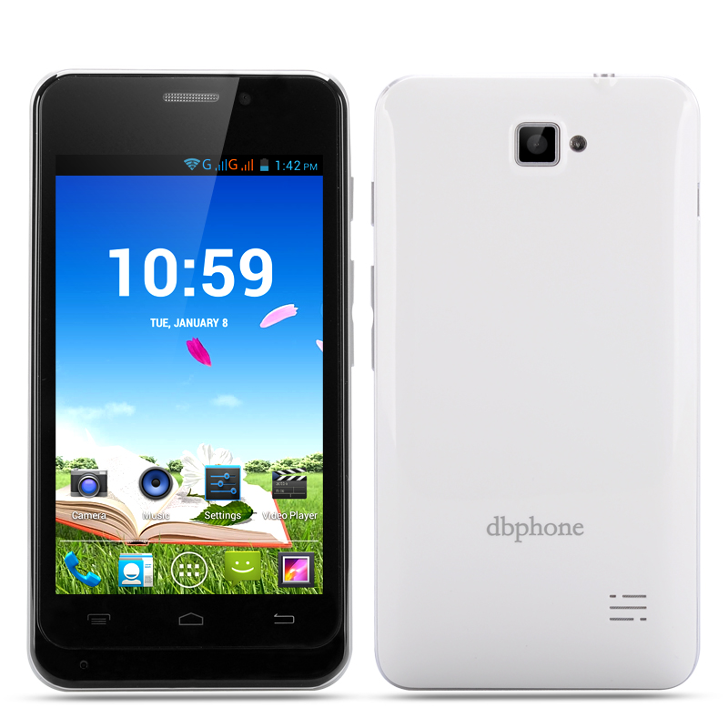 DBphone DB003+ Android 4.2 Smartphone (Black)