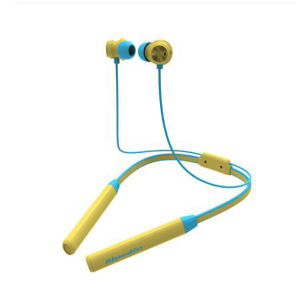 Bluetooth Sports Headphones TN2 Source Noise Cancellation Wireless Headphones for Music Game yellow