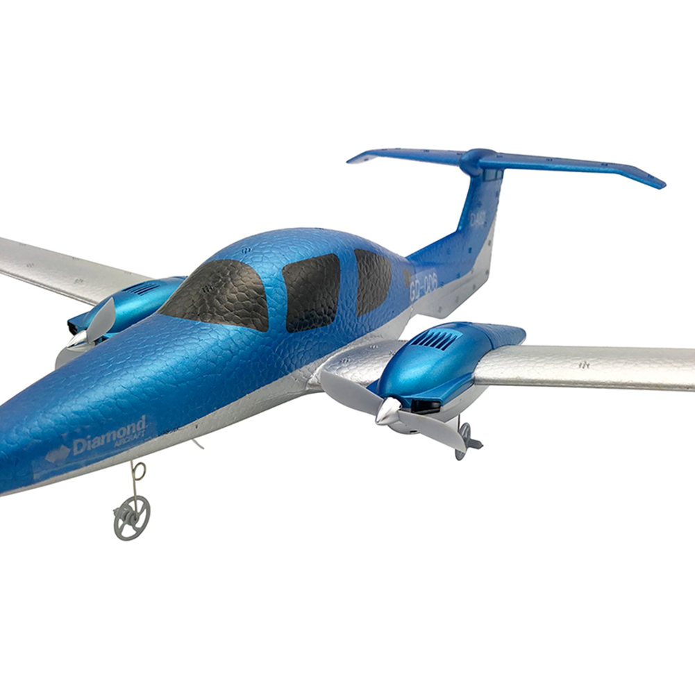 DIY Fixed Wing Foam Remote Control Aircraft Toy for Kids Boys