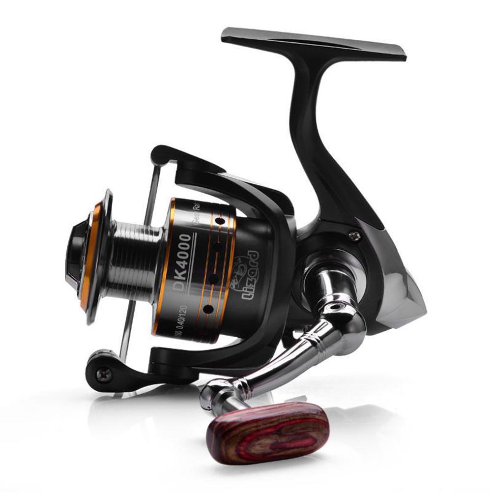 11 Axis Fishing Wire Cup Fishing Wheel Cast Away Fishing Reel 5000