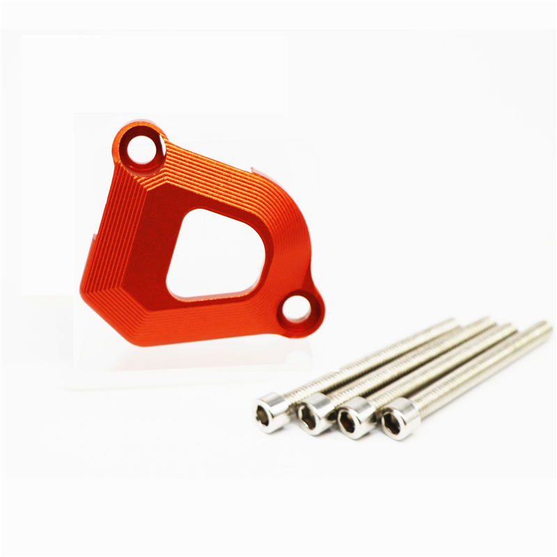 Motorcycle Accessories CNC Clutch Slave Cylinder Guard Protection for  KTM 1090 1190 1290 Adv Orange