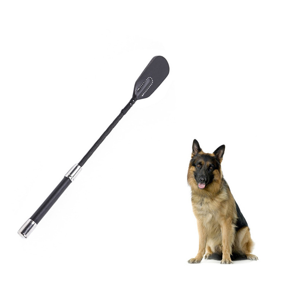 Dog Whip Pet Beating Stick Interactive Training Equipment Toy Length 53CM
