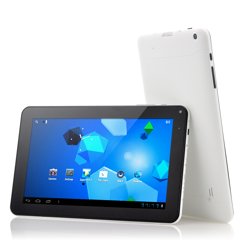 Budget 9 Inch Android Tablet PC - Boogie