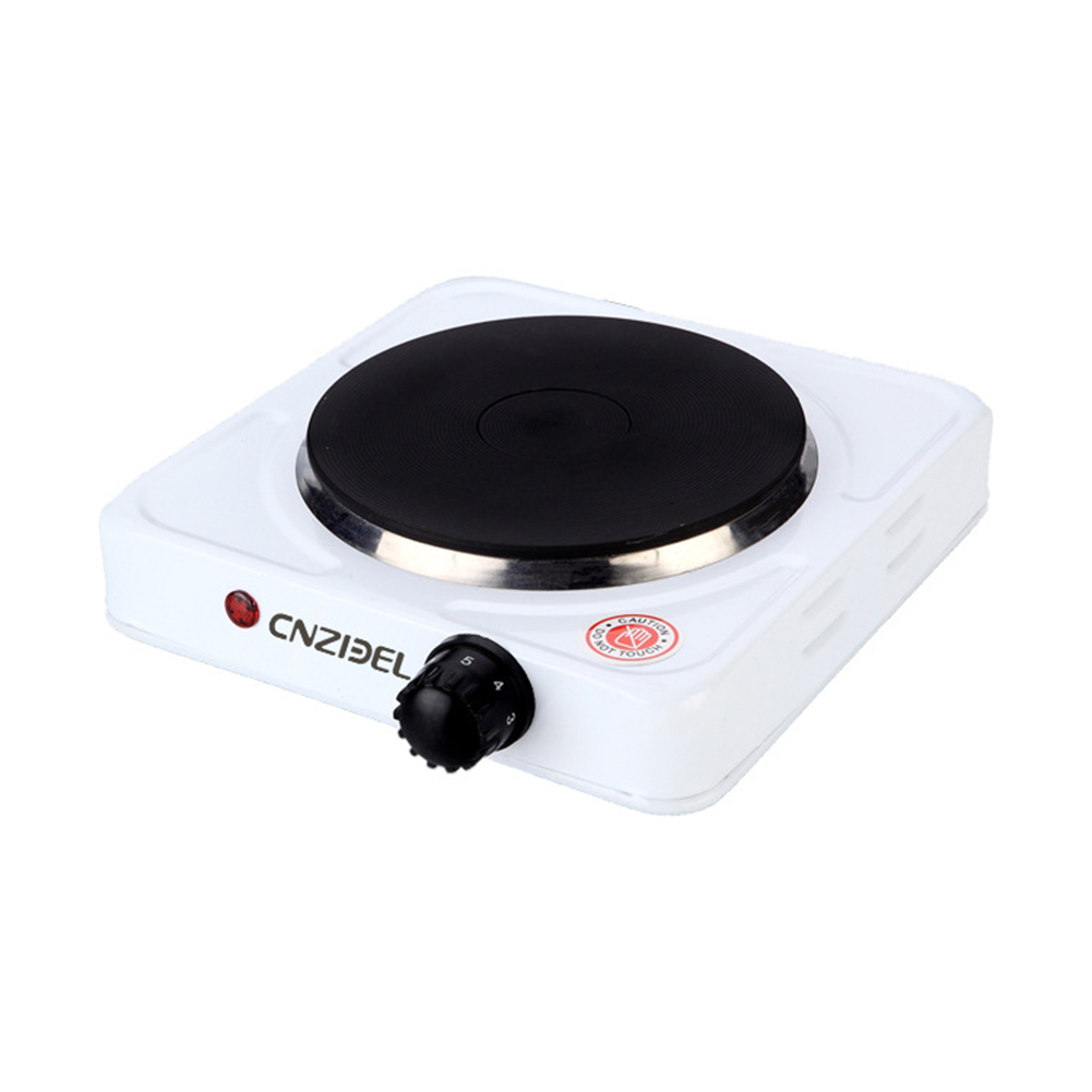 1000w Electric  Stove Household Stainless  Steel Coffee  Stove white