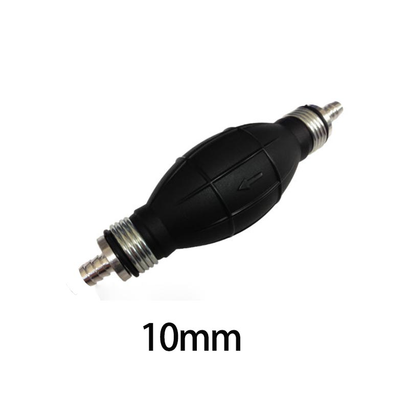 High Strength 6mm 8mm 10mm 12mm Rubber Hand Primers Fuel Diesel Pump 10mm