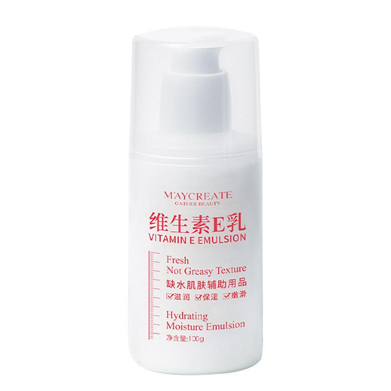 Body Lotion Skin Rejuvenation Vitamin E Moisturizing Body Cream