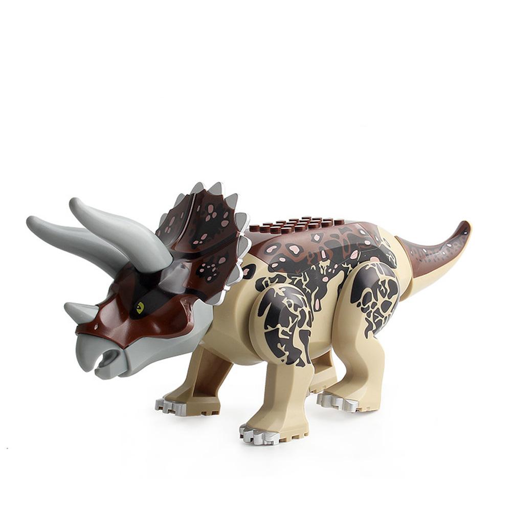 Assemble Building Blocks Dinosaur Animal Blocks Figures Bricks Models Toys for Children Gifts 77029-2