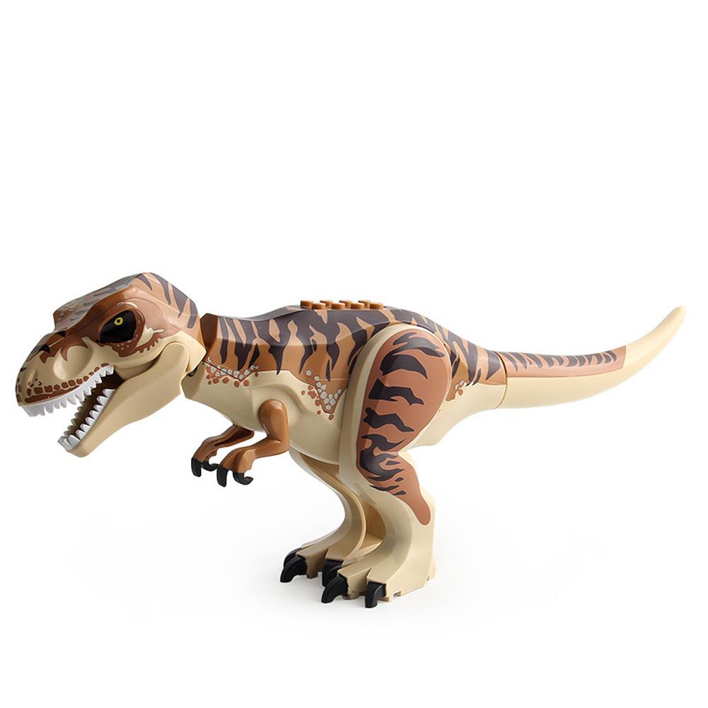 Assemble Building Blocks Dinosaur Animal Blocks Figures Bricks Models Toys for Children Gifts 77066