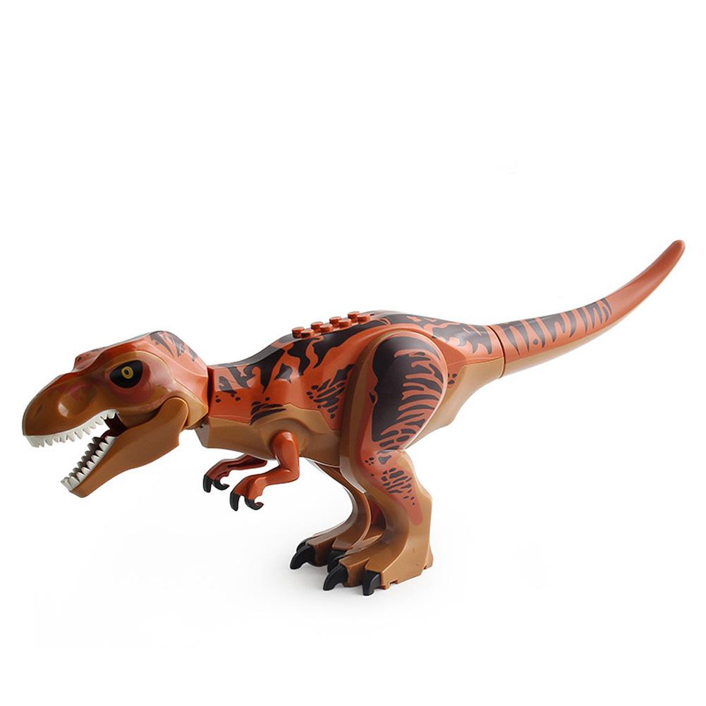 Assemble Building Blocks Dinosaur Animal Blocks Figures Bricks Models Toys for Children Gifts 77028-2