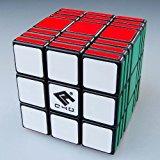 [EU Direct] Cube4U (C4U) 3X3X7 Speed Cube Black