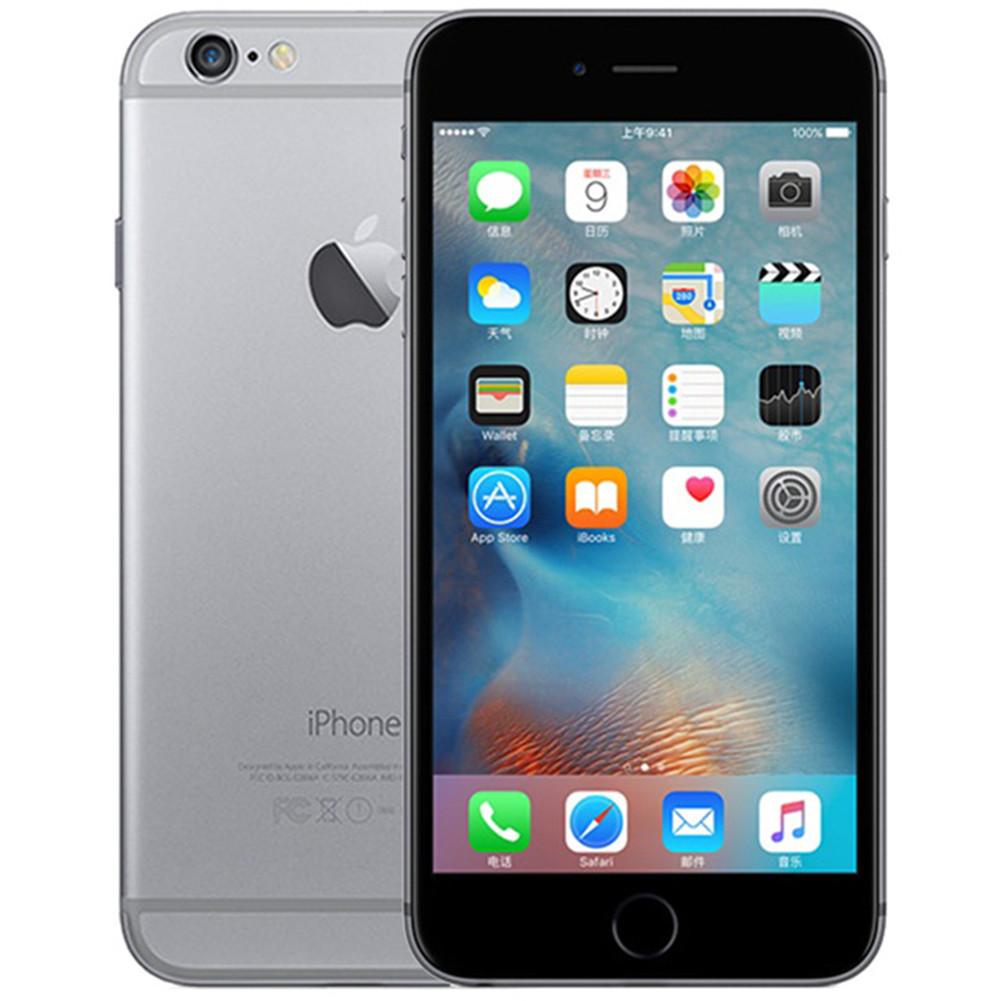 Original Unlocked IPhone 6 Phone IOS Dual-core LTE 4.7