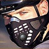 Bestpriceam Anti Dust Cycling Bicycle Bike Motorcycle Racing Ski Half Face Mask