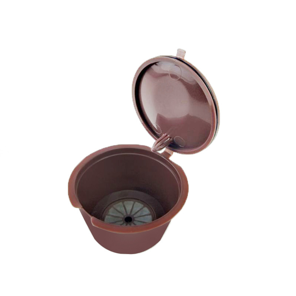 4pcs / 1pcs Coffee Capsules Cup Filter