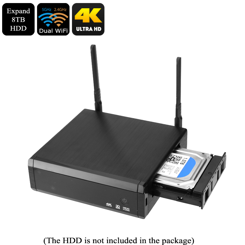 4K Android 6.0 TV Box