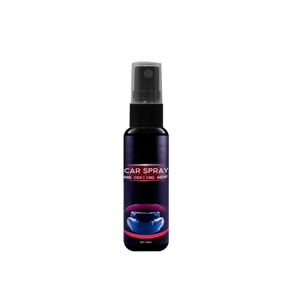 30/50/100 ml Car Scratch Repair Spray Crystal Coating Auto Lacquer Paint Care Polished Glass Coating 100ml