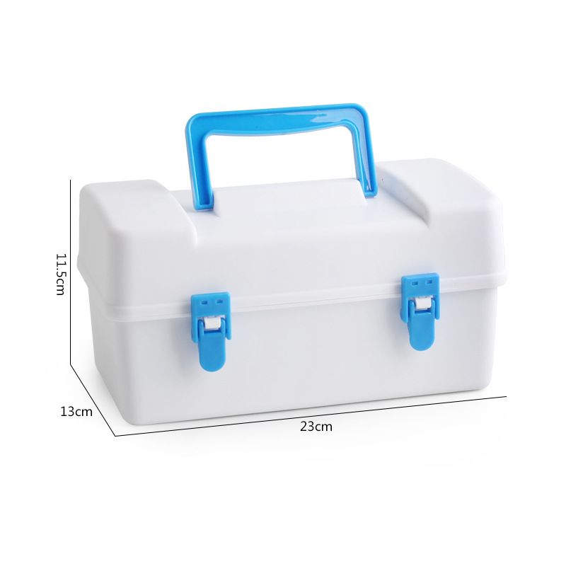 Storage Box with Handle for Beyblade Burst Gyro Gyroscope