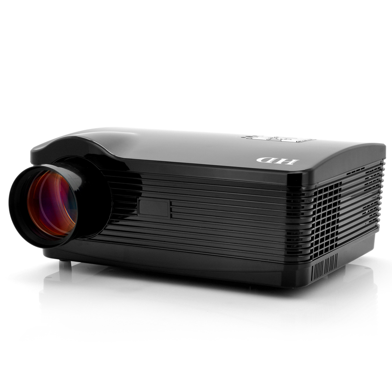 Android 4.1 HD Projector - DroidBeam Dark (B)
