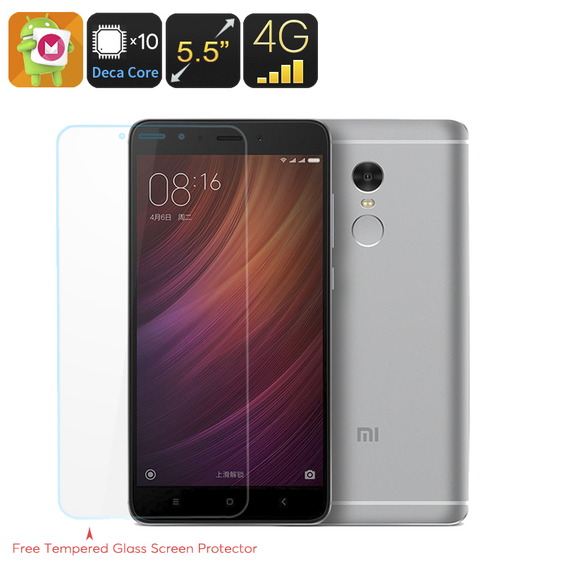 Xiaomi Redmi Note 4 16GB Smartphone (Black)