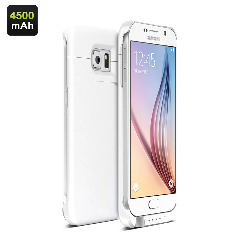 Samsung Galaxy S6 Edge Plus External Battery