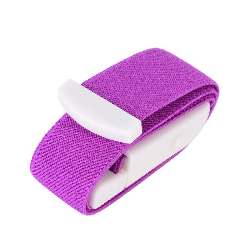 Emergency Tourniquet with Buckle Quick Slow Release Camping Medical Paramedic Sport Survival Gear SOS Rescate Blood Bend purple_2.5cm*40cm